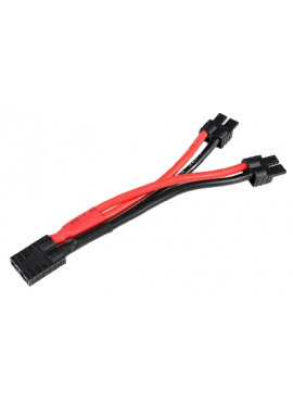 G-Force RC - Power Y-Lead - Parallel - TRX - 12AWG Silicone Wire - 12cm - 1 pc