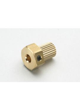 G-Force RC - Kruiskoppeling adapter - As Dia. 4mm - 1 st