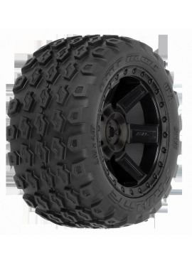 Dirt Hawg 2.8 (Traxxas Style Bead) All Terrain Tires Moun