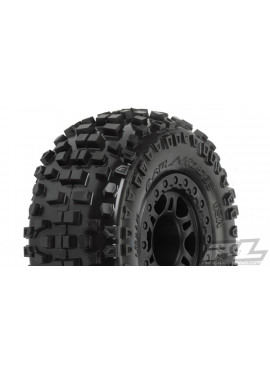 Badlands SC 2.2/3.0 M2 (Medium) Tires Mounted on Split Six B