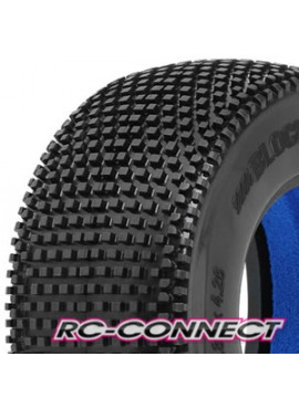 Blockade SC 2.2/3.0 M3 (Soft) Tires (2) for Slash, Slas