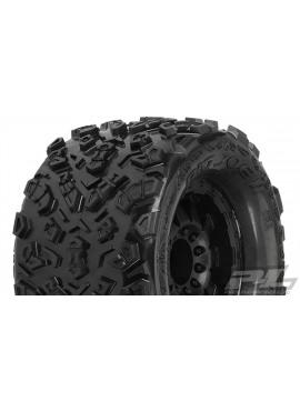 Big Joe II 3.8 (Traxxas Style Bead) All Terrain Tires Mounte