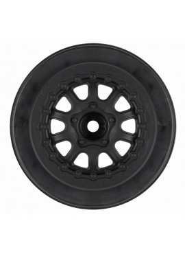 Renegade 2.2/3.0 Black Wheels (2) for Slash