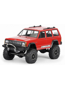 1992 Jeep Cherokee Clear body for 1:10 Scale Crawlers
