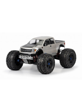 Ford F-150 SVT Raptor Clear Body for REVO 3.3 and T-MAXX