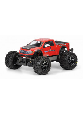 Ford F-150 SVT Raptor Clear Body for Stampede