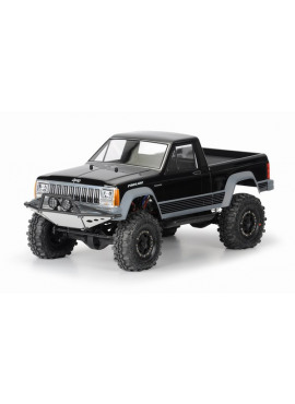 JEEP Comanche Full Bed Clear Body for 12.3 (313mm) Wheelb