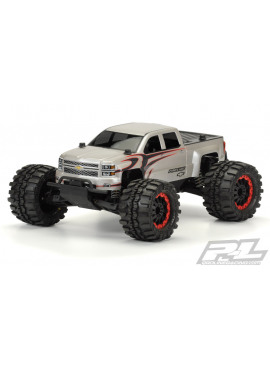 Chevy Silverado Clear Body for PRO-MT