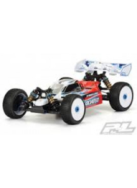 Predator Clear Body for AE RC8b3E