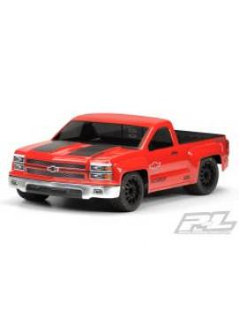 Chevy Silverado Pro-Touring Clear Body for PRO-2 SC, Slash,