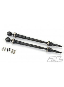 Front Pro-Spline HD Axles for Slash 4x4, Stampede 4x4 and Ra