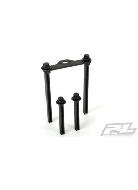Extended Front and Rear Body Mounts for T/E-MAXX