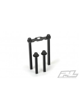 Extended Front and Rear Body Mounts for REVO 3.3, E-REVO & S