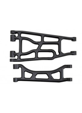 Upper & Lower A-arm Black fits the Traxxas X-Maxx RPM82352