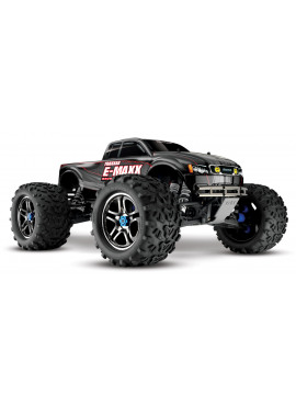 Traxxas E-Maxx Brushless 2.4GHz (no battery and charger)