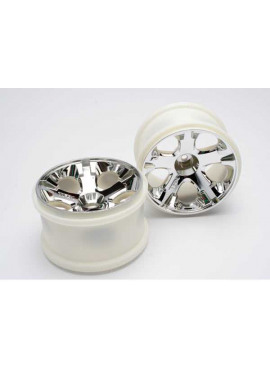 Wheels, All-Star 2.8 (chrome) (nitro rear/ electric front) (