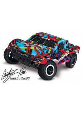 Traxxas Slash RTR 2.4GHz LIMITED COURTNY-Edition