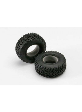 Tires, off-road racing, SCT dual profile 4.3x1.7- 2.2/3.0 (2