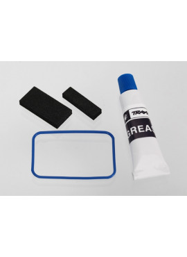 Seal kit, receiver box (includes o-ring, seals, and silicone