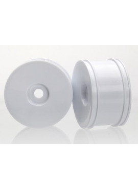 Wheels, dished (white, dyeable) (front) (2)