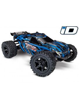TRAXXAS Rustler 4X4 Brushed (incl battery and charger)