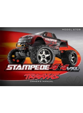 Owners Manual, Stampede 4x4 VXL