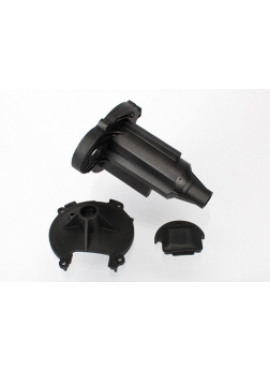Gearbox housing, rear/ pinion access cover