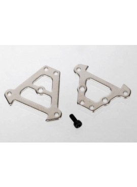 Bulkhead tie bars, front & rear (steel)/ 2.5x6 CS (1)