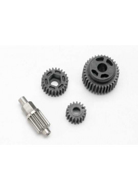 Gear set, transmission (includes 18T, 25T input gears, 13T i