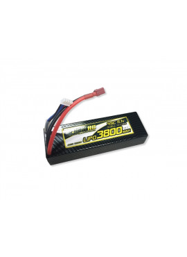 YellowRC LiPo 45C 3800mAh 11.1Hardcase with deans connector