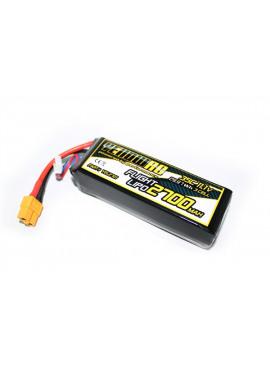 Yellow RC DJI Phantom Tuning LiPo 2700mAh 11.1V 3S