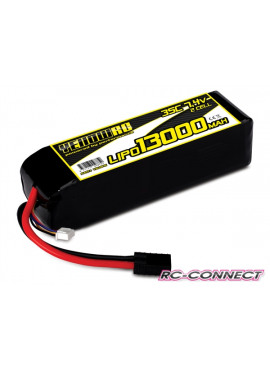 Yellow RC LiPo 13000mAh 7.4V 2S 35C , Slash & Slash 4x4 (exp