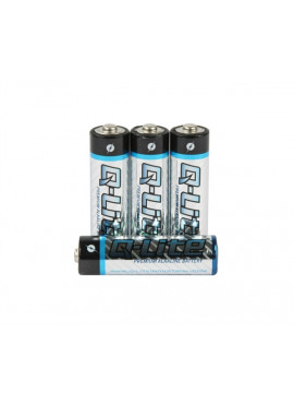 yellow rc alkaline AAA 1.5V 4p