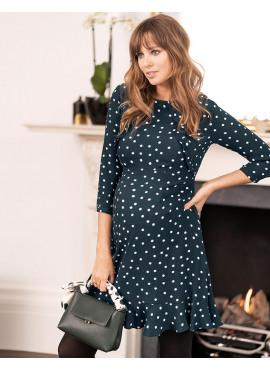 Dot nursing dress