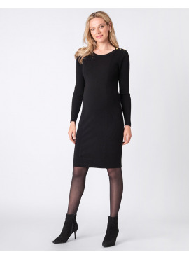 Maple: Knitted Dress