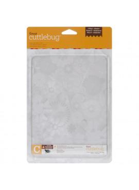 Cuttlebug C plate