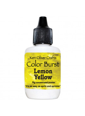 Color burst Lemon Yellow
