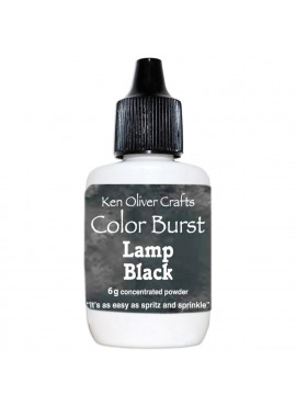 Color Burst Lamp Black