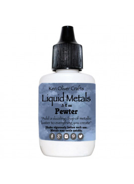 Liquid metals Pewter
