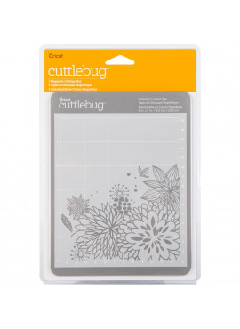 Cuttlebug magnetic cutting mat