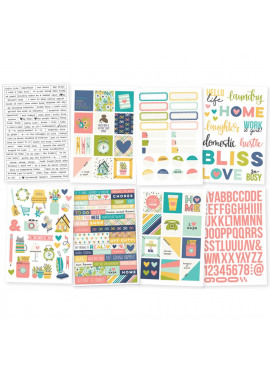 Domestic Bliss Stickers 4