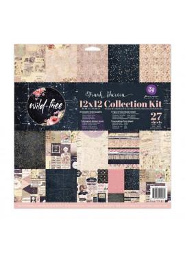 Wild + Free 12x12 collection kit