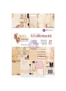 Love Clippings A4 collection kit