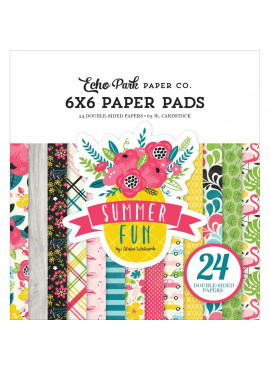 Summer fun paper pad