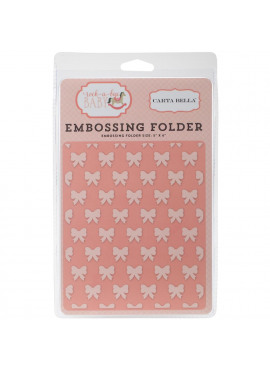 Carta Bella Embossing Folder 5