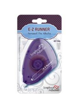 E-Z runner - Permanent fine adhesive
