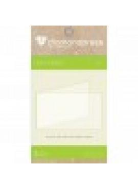 Blank folders - Size A - diamond press
