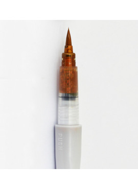 Wink of luna brush copper