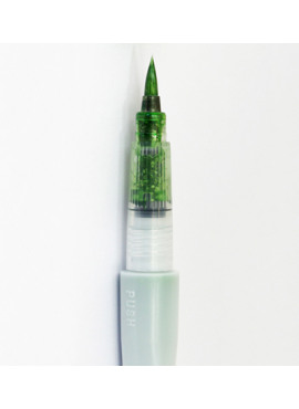 wink of luna brush light green