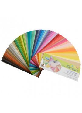 florence cardstock paper kleurenwaaier